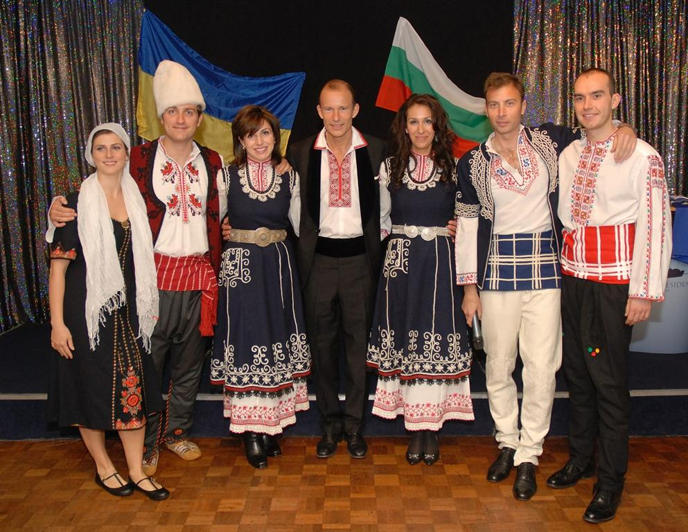 Leaders of the Bulgarian City Club