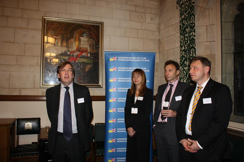UBCC 6th Anniversary Reception at the Houses of Parliament – 7 December 2011