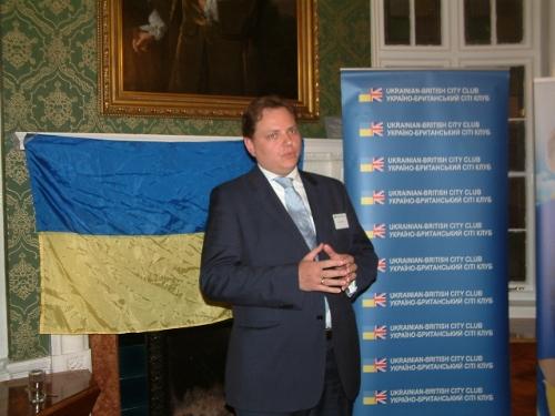 Andrew Hunder (Ukrainian Institute in London)